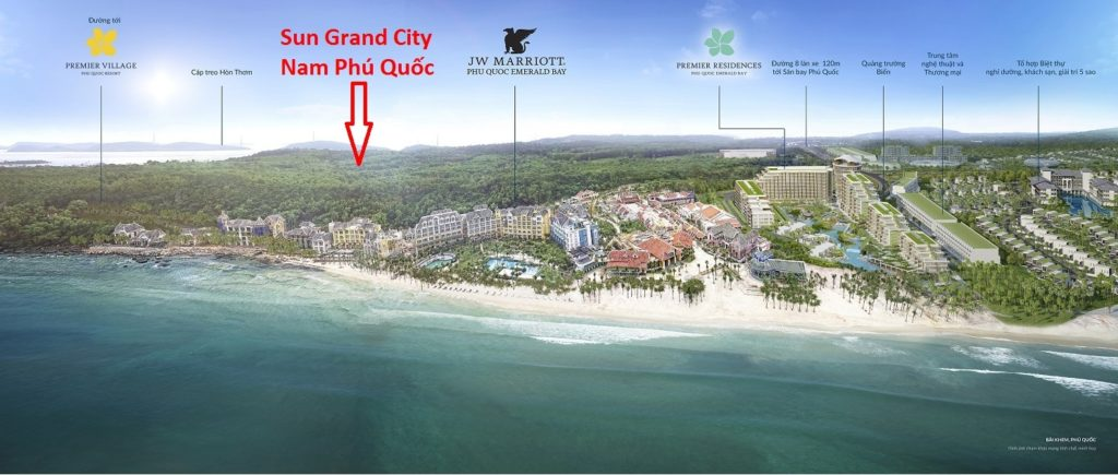 Sun Grand City Nam Phu Quoc